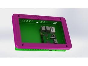 "Raspberry Pi 7"" Handheld Tablet"