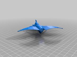 glider - steampunk kite