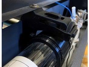 Adjustable K40 Laser tube mount