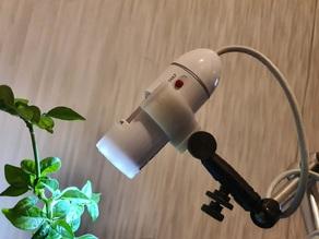 USB Microscope Magic Arm Adapter