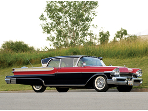 Mercury Turnpike Cruiser 1957