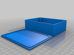 My Customized Project Box With Lid Screws