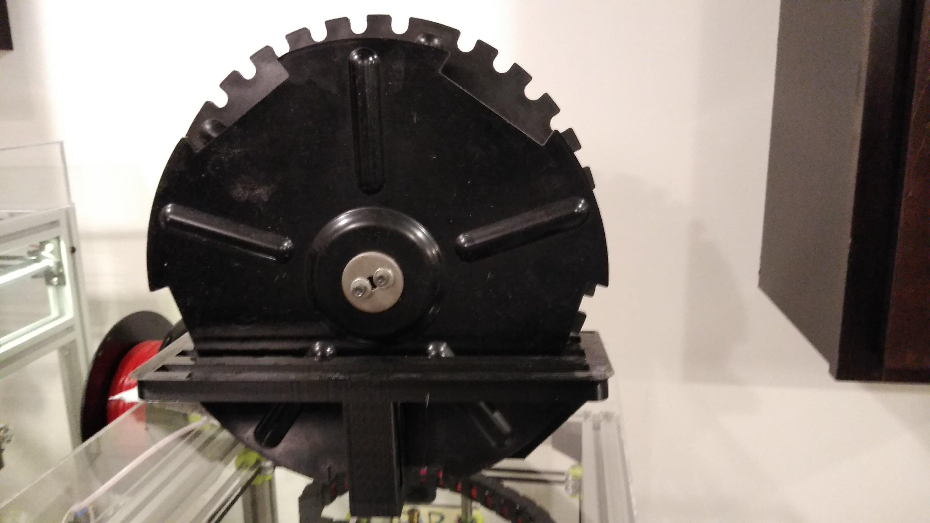 Dillon / Hornady Case Feeder Plate Rack 3x Wallmount $3.80