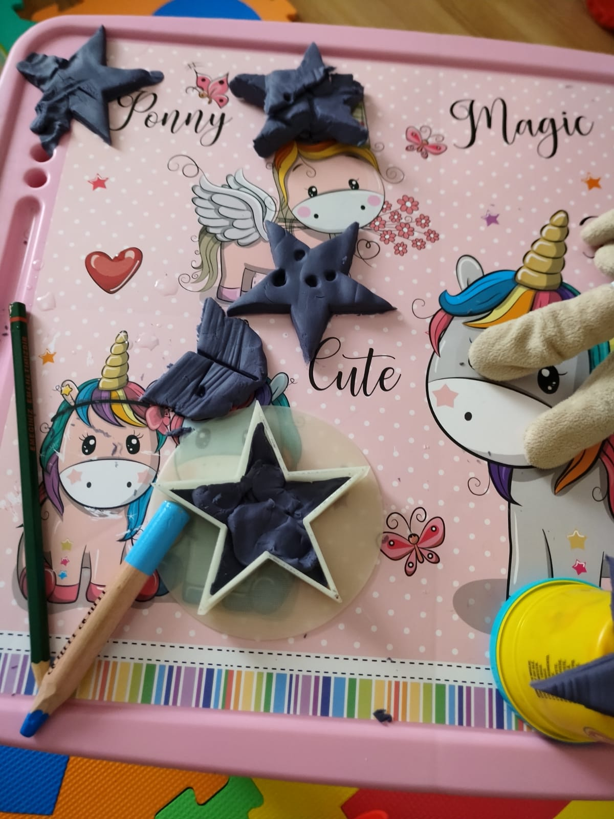 star play dough mold