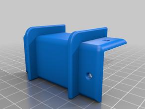 Ratchet Strap Corner Position Holder