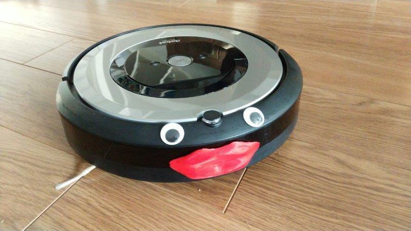 Roomba Lips