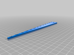 Combine sieve setting tool