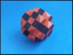 The devils cube puzzle