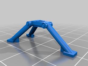 Heavy weapon tripod