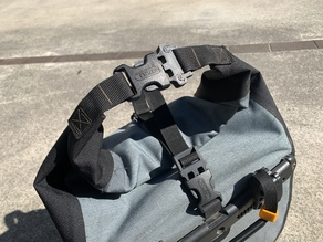 Buckle replacement for Ortlieb bag V2