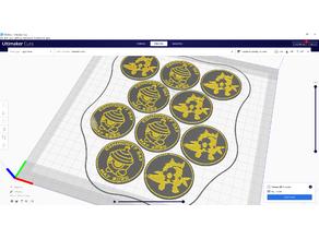 Pokemon Go Community Day #28 coin - Seedot