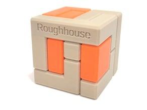 Roughhouse - Interlocking puzzle by László Molnár