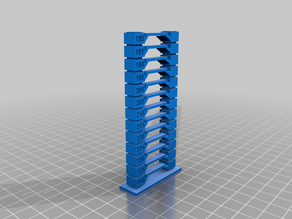 Remix Better temperature tower 240-180