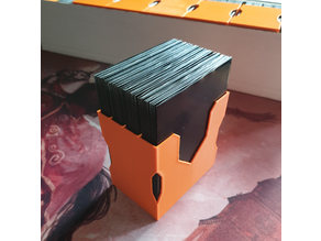 MTG Cube Tray for Two Players