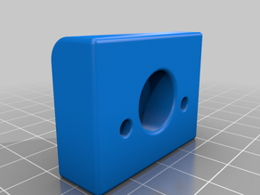 Spool holder for Alfawise / Longer with quick release fastener