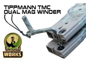 Tippmann TMC Dual Mag Winder or T15 mag