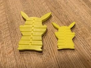 Pikachu Pokemon Flexi