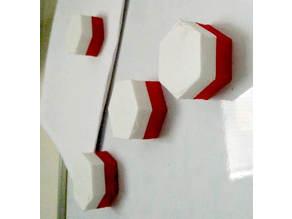 Fridge/Whiteboard Magnet Enclosure
