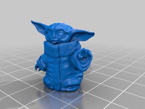 Smile Baby Yoda 2.0