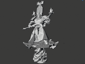 All is Dust Exalted Sorcerer 2 (on Disc of Tzeentch)