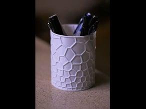 Voronoi Cup - Vase Mode Capable