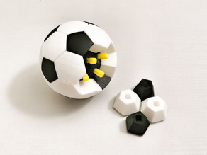 Soccer K-Pin Puzzle