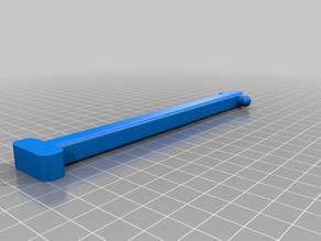 RV Door Retainer Rod