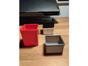 Einsatzkasten 1x1x0.5 - passend zum Auer Packaging  System