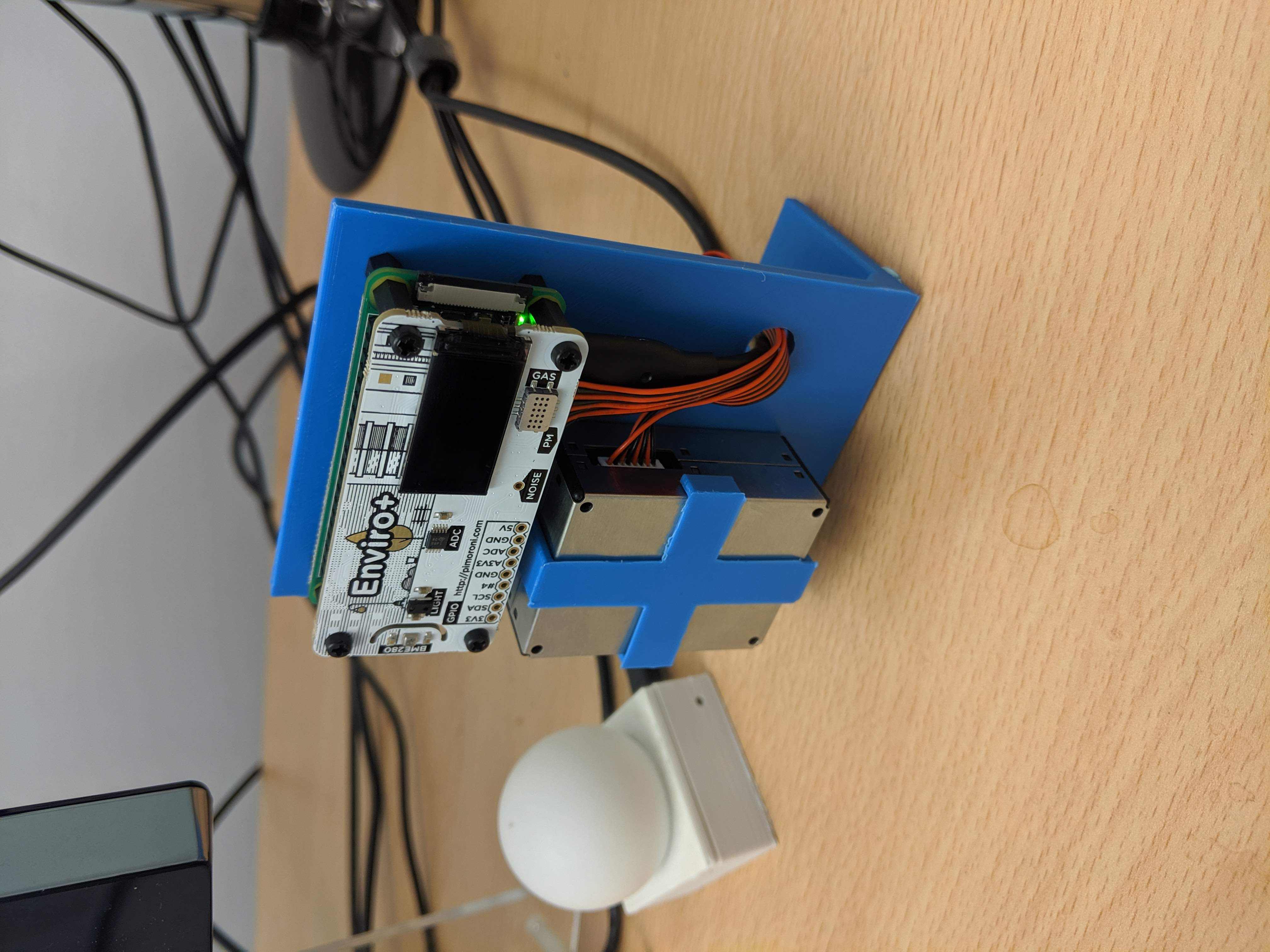 Raspberry Pi Zero EnviroPlus Stand