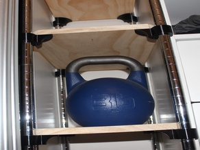 customized Shelving unit