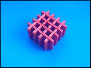 The lattice puzzle