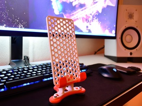 Phone / Tablet stand (mesh design)