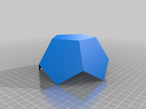 Dodecahedron (Hollow)