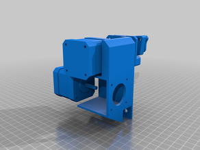 ENDER 3 Belt Z Motor Holder and Extruder Motor