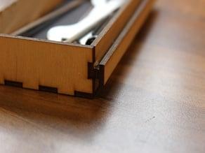 Ender 2 Tool Tray Lasercut