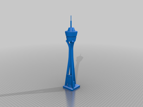 Stratosphere Tower fixed
