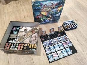Arcadia Quest board game Organizer