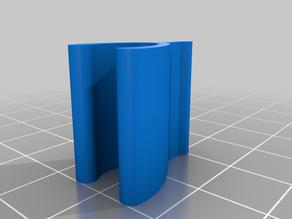 Clip for holding glass bed Ender 3