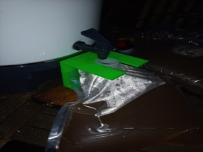 Bag in Box BiB Holder Filler
