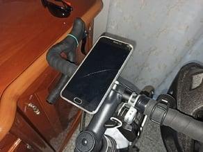 bike handlebar phone mount