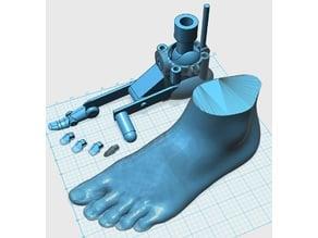 DARA Robot Foot