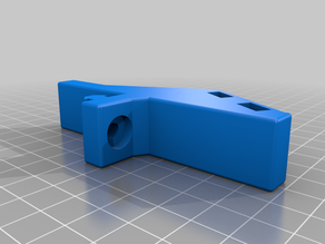 Ender 3 Reinforced Side Spool Converter Bracket
