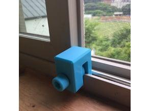 Window Stop (Lock)