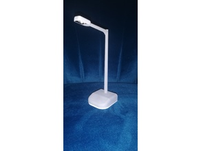 Desk Lamp with Touch Control-Rechargeable
