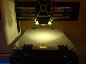Monoprice Select Mini v2 - Hotend LED Lights