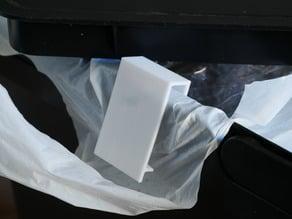 IKEA variera trash can clip