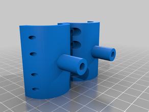 Bruder Compactor RC Conversion Parts