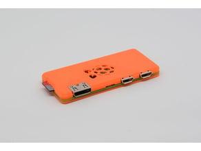 Slim Raspberry Pi Zero W Case