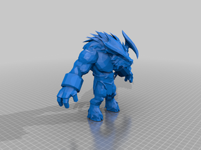 Alistar from League of Legends
