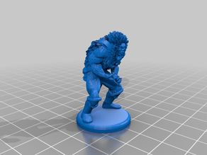Grizzlor (bigger) - Masters Of The Universe - Miniature